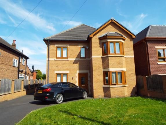 Thumbnail Detached house for sale in Withington Road, Chorlton, Manchester, Greater Manchester