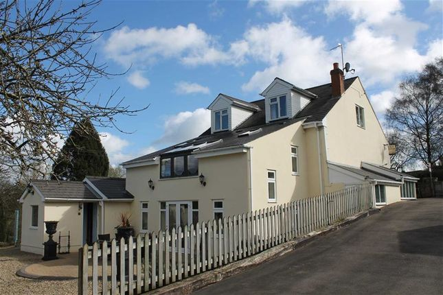 Thumbnail Detached house for sale in Joyford, Coleford