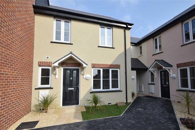 Thumbnail Terraced house for sale in Ashdale Mews, Pembroke