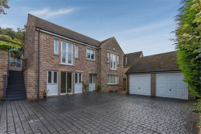 Thumbnail 4 bed detached house for sale in Church Street, Holloway, Matlock, Derbyshire