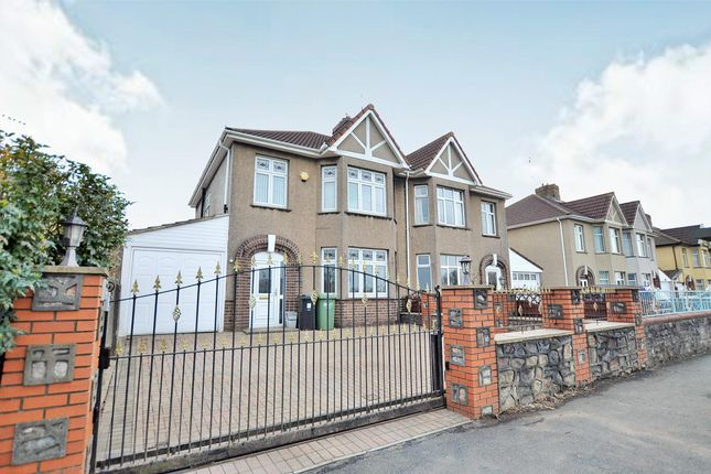 Thumbnail Semi-detached house for sale in Southmead Road, Filton, Bristol