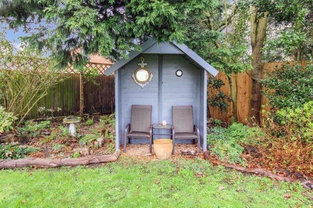 Seating Area of The Close, Corton, Lowestoft NR32