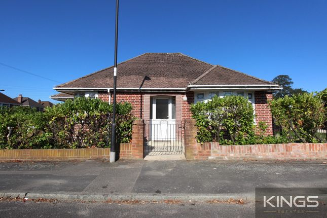 3 bed detached bungalow to rent in Taunton Drive, Southampton SO18
