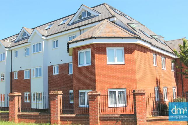 Thumbnail Flat for sale in Rosemary Court, Rectory Road, Tiptree