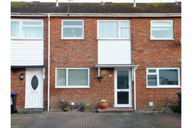 Thumbnail Terraced house for sale in Willow Crescent, Worthing