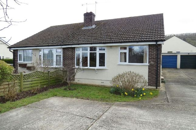 Thumbnail Semi-detached bungalow to rent in Knightcott Road, Banwell