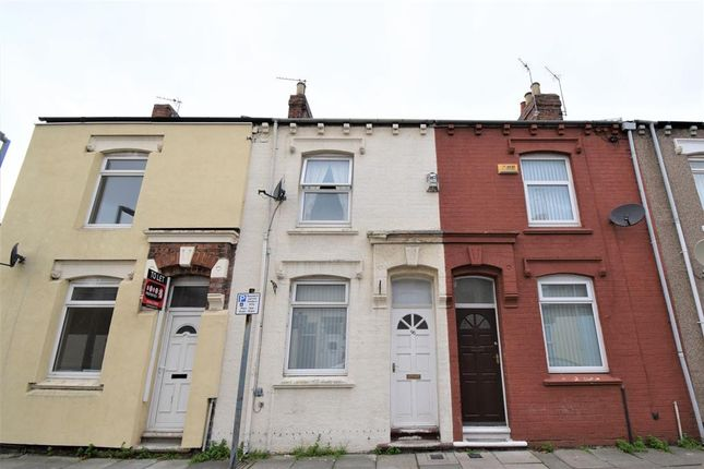 2 bed terraced house for sale in Portman Street, Middlesbrough TS1