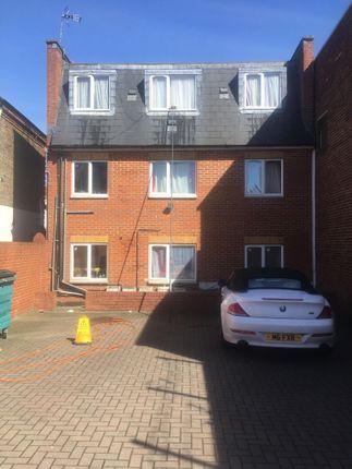 Thumbnail Flat to rent in High Street, Harrow Wealdstone, London