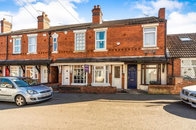 Thumbnail Terraced house for sale in Cottage Street, Kingswinford, West Midlands, .