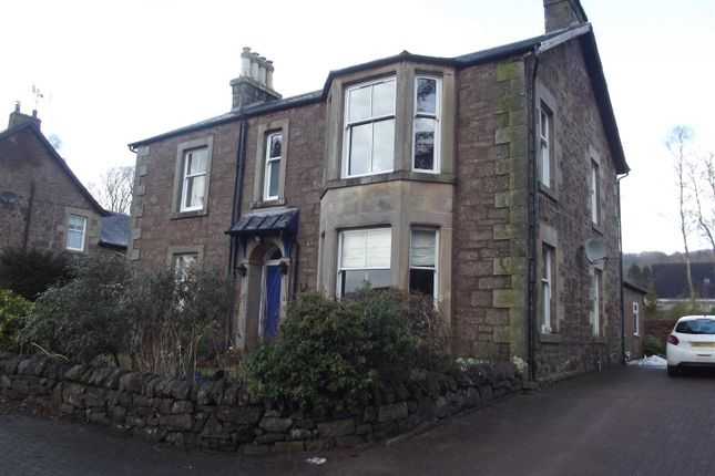 Thumbnail Flat for sale in Stirling Road, Callander