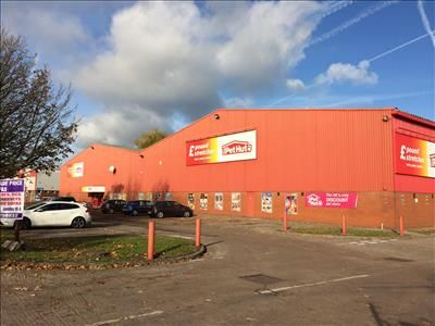 Thumbnail Light industrial to let in Unit 10 Maesglas Retail Park, Newport