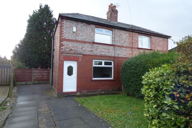 Thumbnail Semi-detached house to rent in Ruskin Grove, Bredbury, Stockport