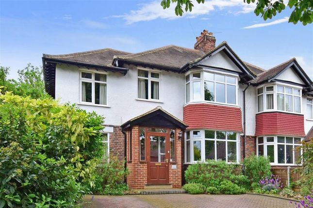 Thumbnail Semi-detached house for sale in Upland Road, Sutton, Surrey