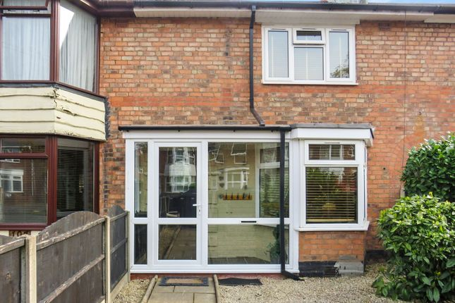 Thumbnail Terraced house for sale in Court Farm Road, Erdington, Birmingham