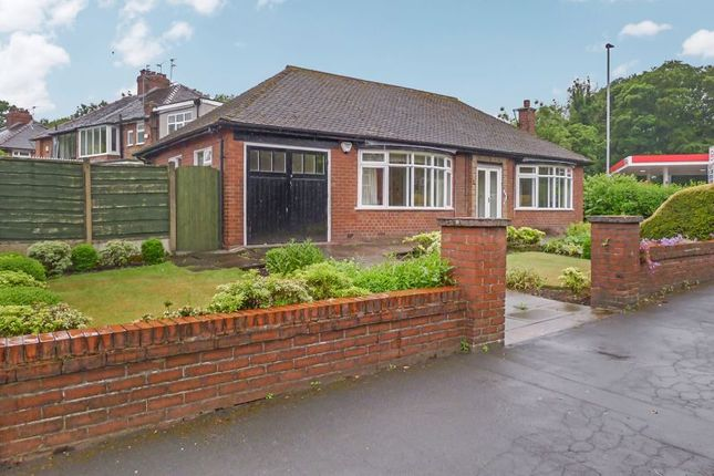 Thumbnail Detached bungalow for sale in Lumber Lane, Worsley, Manchester Potential To Extend STPP