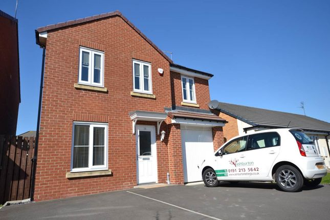 Thumbnail Property to rent in Ministry Close, High Heaton, Newcastle Upon Tyne