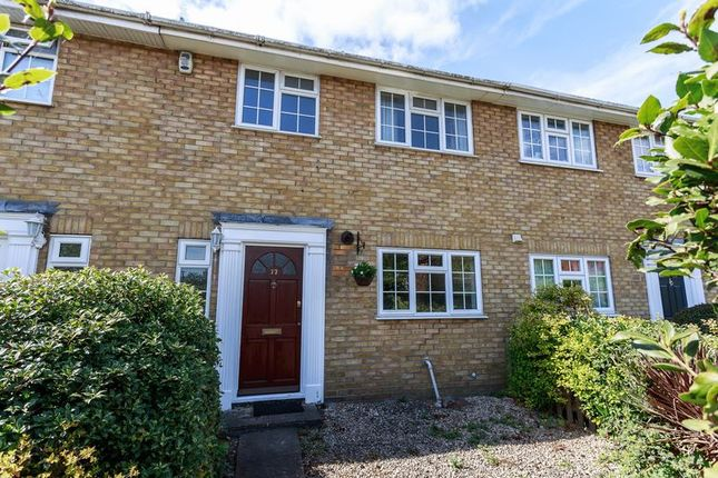 Thumbnail Terraced house for sale in Victoria Mews, St. Judes Road, Englefield Green, Egham