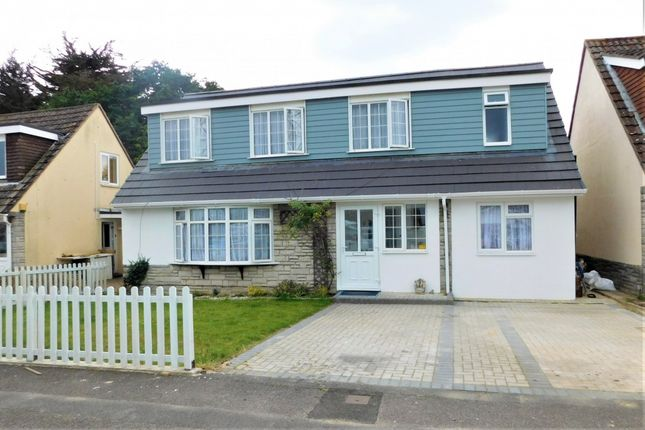 Thumbnail Detached house for sale in Woodlands Avenue, Poole