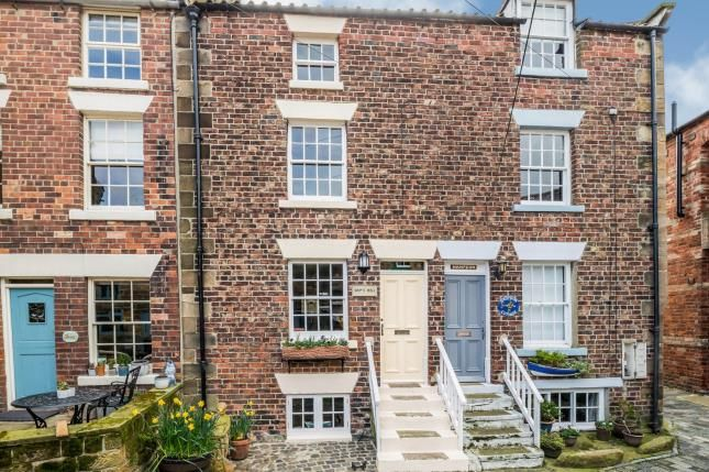 Thumbnail Property for sale in Chapel Yard, Staithes, Saltburn By The Sea, North Yorkshire