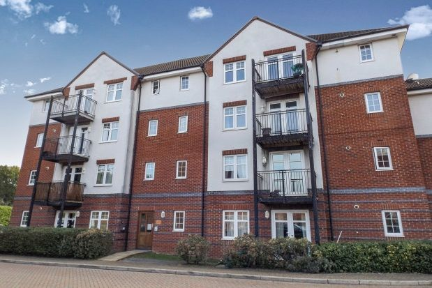 Thumbnail Flat to rent in Loveridge Way, Eastleigh