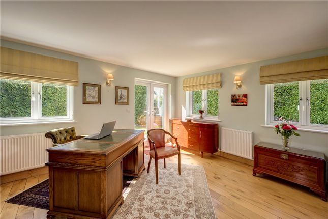 Study of Satwell, Rotherfield Greys, Henley-On-Thames, Oxfordshire RG9