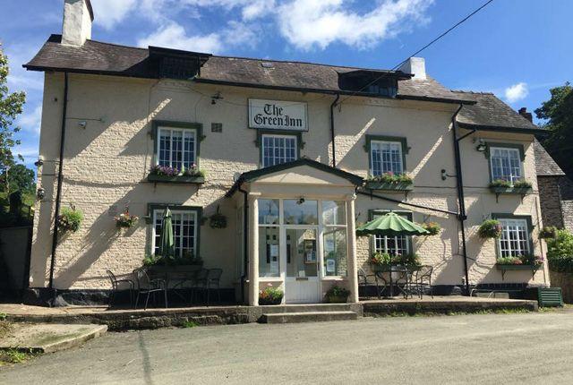 Thumbnail Pub/bar for sale in Llangedwyn, Oswestry