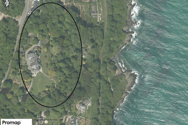 Land for sale in Treloyhan Manor, St. Ives, Cornwall
