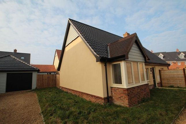 Thumbnail Property for sale in The Meadows, Kenninghall, Norwich