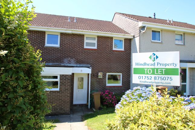 Thumbnail Terraced house to rent in Findon Gardens, Plymouth