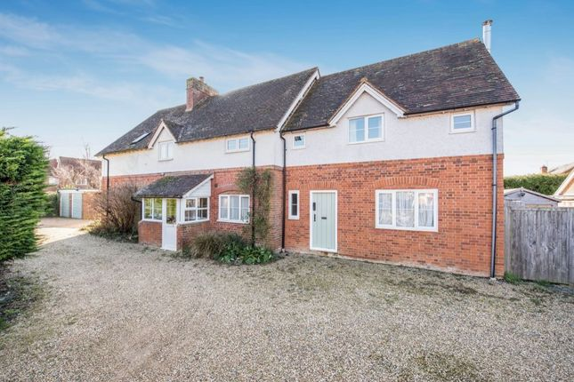 Thumbnail Detached house for sale in Thame Road, Longwick, Princes Risborough