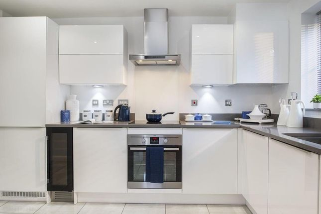 """Kitchen of """"Folkestone"""" at Magna Road, Canford BH11"""
