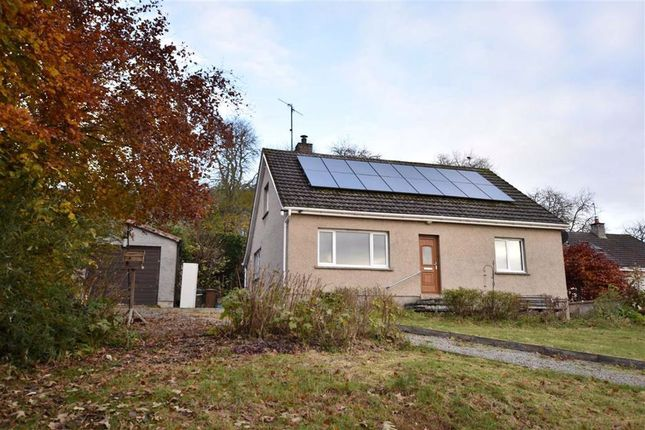 Thumbnail Detached bungalow for sale in Rosehaugh East Drive, Avoch, Ross-Shire