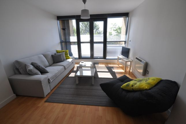 Thumbnail Flat for sale in Apartment 30 Queens Court, 57 Queens Dock Avenue, Hull, East Riding Of Yorkshire