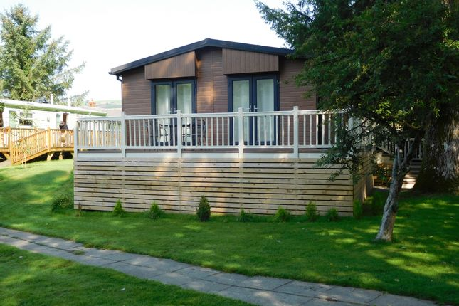 Lodge for sale in Banwy Valley, Foel