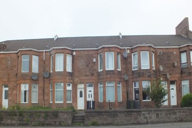Thumbnail Flat to rent in Clydesdale Road, Bellshill