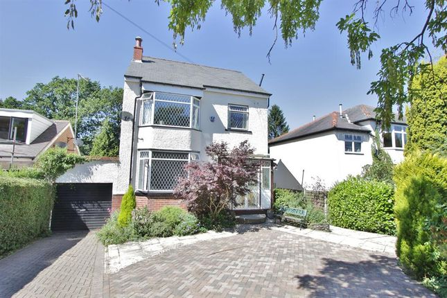 Thumbnail Detached house for sale in Quarry Road, Totley, Sheffield