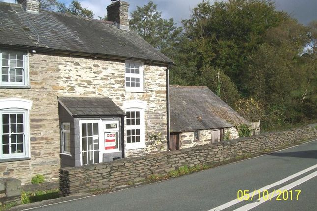 Thumbnail End terrace house to rent in Gernant, 1, Lower Cwrt, Pennal, Powys