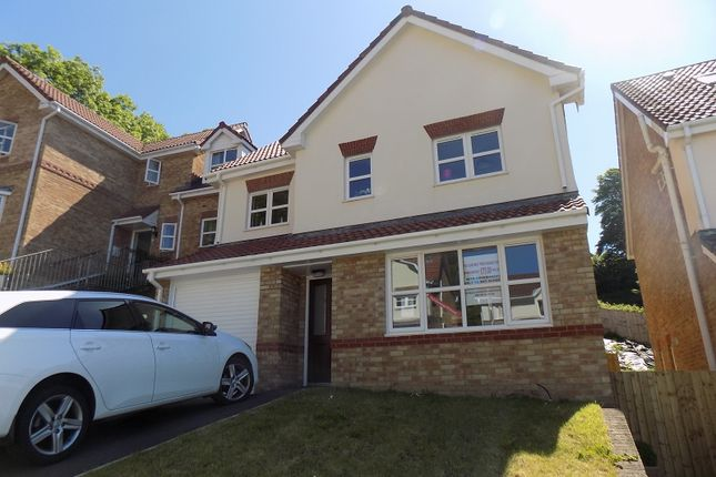 Thumbnail Detached house for sale in Cae Canol, Baglan, Port Talbot, Neath Port Talbot.