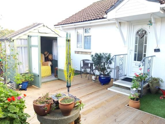 Thumbnail Bungalow for sale in Trevarrick Road, St. Austell, Cornwall