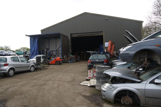 Thumbnail Parking/garage for sale in Vehicle Repairs & Mot YO43, Holme-On-Spalding-Moor, East Yorkshire