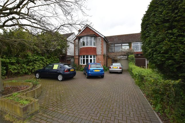 Thumbnail Semi-detached house for sale in Broomfield Road, Bexleyheath, Kent