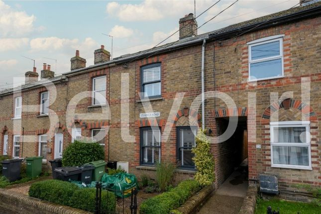 Thumbnail Terraced house for sale in Kings Road, Halstead