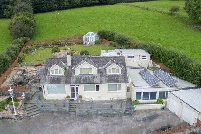 Thumbnail Detached house for sale in Appledene, Windermere Road, Lindale