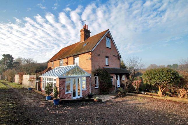 Thumbnail Semi-detached house for sale in Goudhurst Road, Cranbrook, Kent