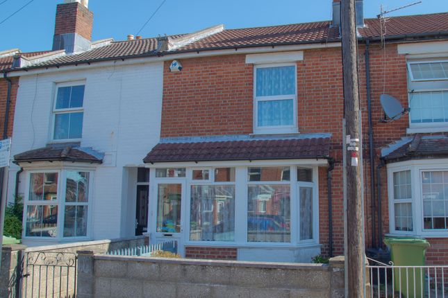 Thumbnail Terraced house for sale in Sydney Road, Shirley, Southampton, Hampshire