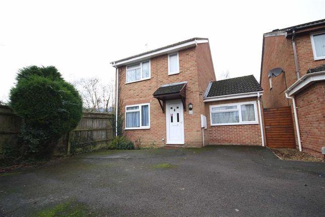 Thumbnail Detached house for sale in Lineacre Close, Grange Park, Swindon