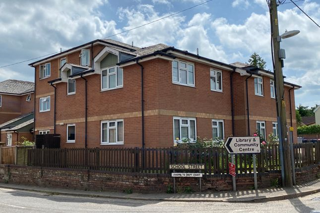 1 bed flat for sale in Bosmere Court, The Causeway, Needham Market, Ipswich IP6