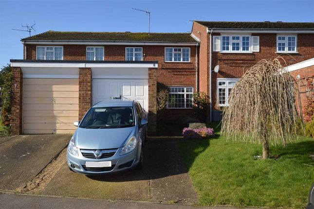 Terraced house for sale in Dorchester Court, Mayfare, Croxley Green, Rickmansworth Hertfordshire