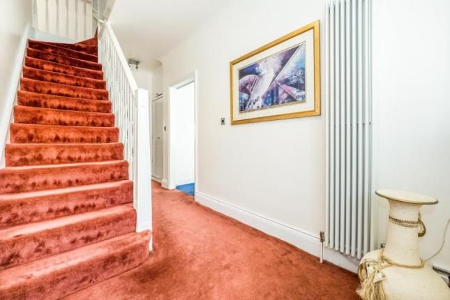 Staircase of Rosemary Drive, Ilford IG4