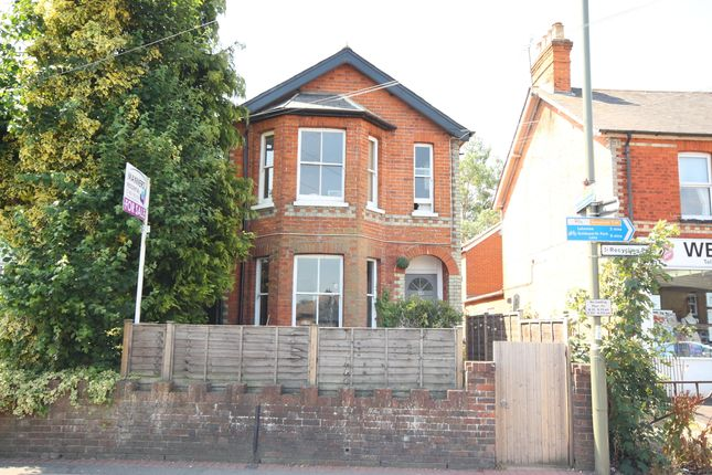 Thumbnail Flat for sale in High Street, Horsell, Woking